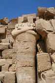 Pharaoh statue — Stock Photo