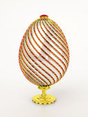 Faberge egg — Stock Photo