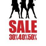 Autumn sale 3 — Stock Vector