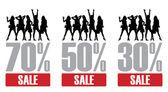 Discount 2 — Stock Vector