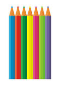Pencils 1 — Stock Vector
