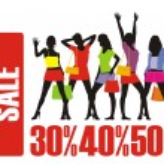 The big sale 3 — Stock Vector