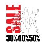 New sale 1 — Stock Vector