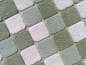 Square Towel Pattern — Stock Photo