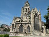 Historical church — Stock Photo