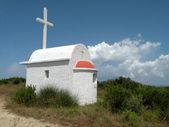 White chapel — Stock Photo