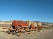Historic Wagon — Stock Photo