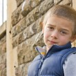Portrait of a young boy — Stockfoto #2276032