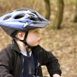 Cycle helmet — Stockfoto