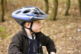 Cycle helmet — Stock Photo