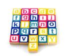 Alphabet — Stock Photo