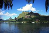 Tropical French Polynesia — Stock Photo
