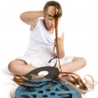 Celluloid movie — Stock Photo