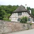 Traditional German house — Stock Photo #2328613