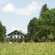 Traditional German house - Stock Photo