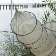 Stock Photo: Fishing-net