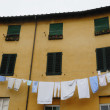 Laundry in Italy — Stock Photo