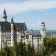 Royalty-Free Stock Photo: Neuschwanstein