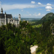 Castle Neuschwanstein — Stock Photo