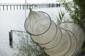 Fishing-net — Stock Photo