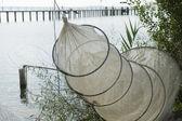Fishing-net — Stock Photo