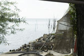 Filet de pêche — Photo