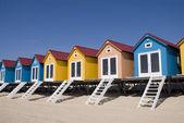 Beach-houses — Stock Photo