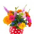 Stock Photo: Summer bouquet