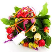 花のギフト — ストック写真