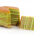 Indonesian layer cake — Stock Photo