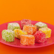 Turkish delight — Stock Photo #2445328