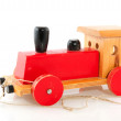 Old wooden toy — Stock Photo #2449289