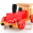 Old wooden toy — Stock Photo #2449304
