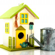 Bird house — Stock Photo #2449468