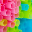 Drinking straws - Stock Photo