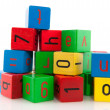 Educational blocks — Stock Photo