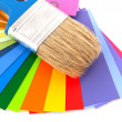 Royalty-Free Stock Photo: Painting in colors