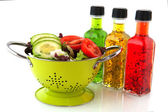 Salad dressing — Stock Photo