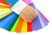 色の絵画 — ストック写真