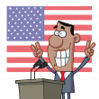 Stock Photo: Barack obama