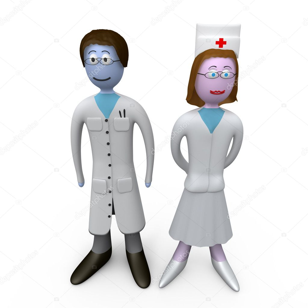 Computer generated 3d image - Healthcare .  Stock Photo #2368985