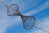 Bow net — Stock Photo