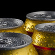 Royalty-Free Stock Photo: Soda cans