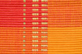 Colorful textile pattern — Stock Photo