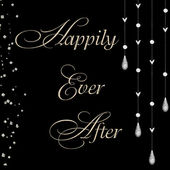 Happily ever after — Stock Photo