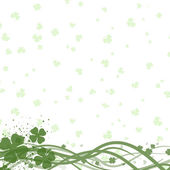 St patrcks day vector — Stock Vector