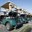 Golf carts — Stock Photo #2279919