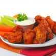 Buffalo Wings - Stock Photo