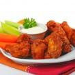 Stock Photo: Buffalo Wings