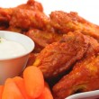Royalty-Free Stock Photo: Chicken Wings